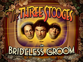 The Three Stooges Brideless Groom