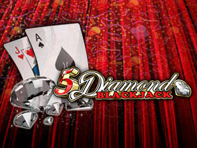 5 Diamond Blackjack