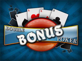 Double Bonus Poker 3, 10, 52, 100