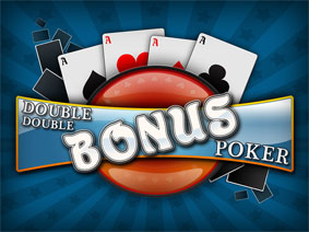 Double Double Bonus Poker 3, 10, 52, 100
